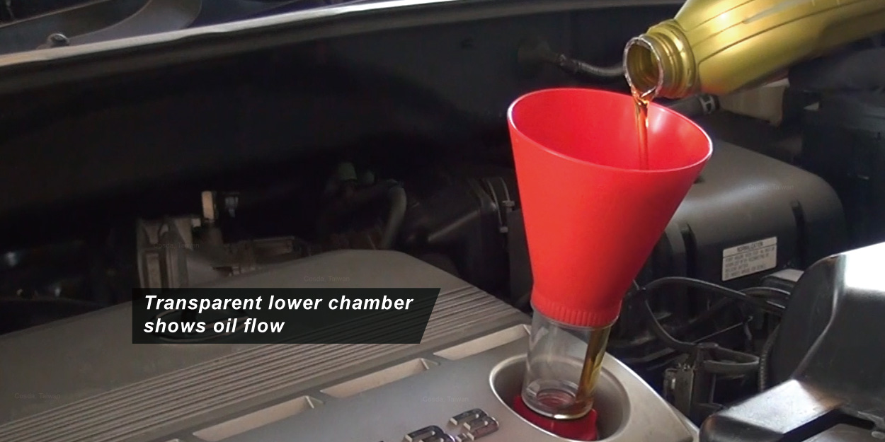 Dodge Dakota Dart Durango Oil Funnel